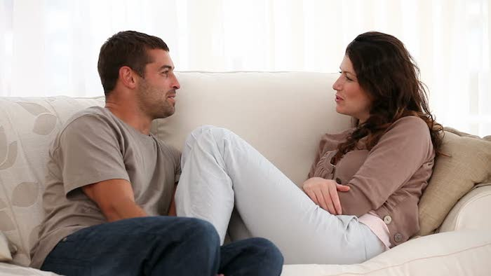 Diskusi dengan suami