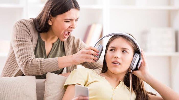 Ilustrasi istri mudah marah