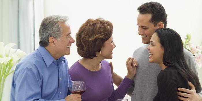 Mengenalkan duda ke orang tua