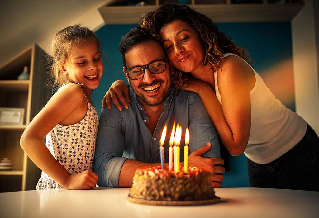 cara merayakan ulang tahun suami