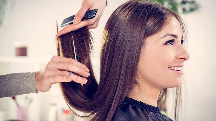 Rutin perawatan rambut