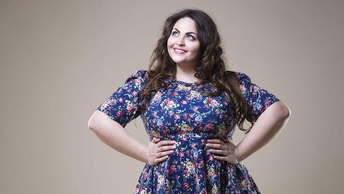 tips berpakaian untuk wanita gemuk